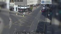 London: A Kilburn High Rd/Willesden Ln - Actuelle