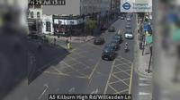 London: A Kilburn High Rd/Willesden Ln - Jour