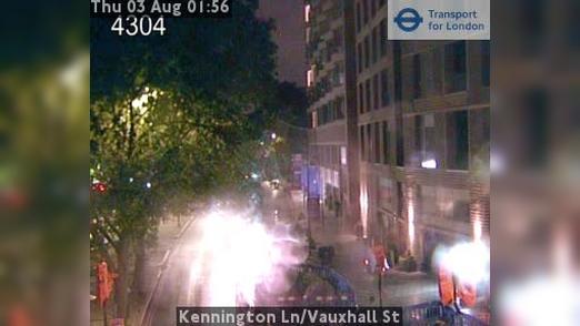 webcam Pimlico: Kennington Ln/Vauxhall St