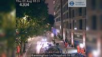 London: Kennington Ln/Vauxhall St - Aktuell