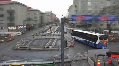 Webcam Tampere: Itsenäisyydenkatu, Kalevan puistotie − 1