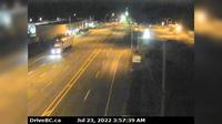 Surrey > North: , Pacific Crossing at nd Avenue, looking north - Actuelle