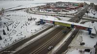 Magnitogorsk > South-West: Ulitsa Zavenyagina - Prospekt Lenina - Overdag