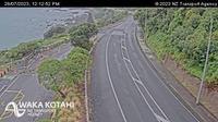 Porirua > North: SH Pukerua Bay - Day time