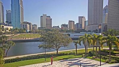 Tampa Huidige Webcam Image