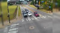 Rochester: Clinton Ave at Upper Falls Blvd - Dagtid